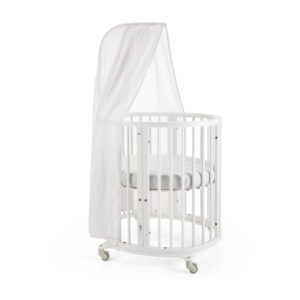 Sleepi mini White Canopy