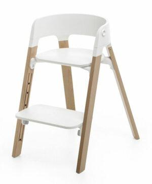 Stokke-Steps-High-Chair-Oak-Natural-White