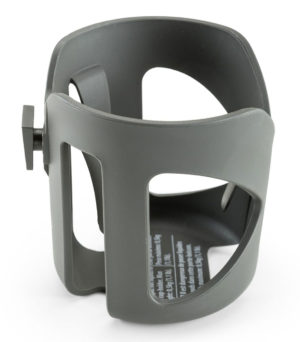Stokke Stroller Cup Holder Grey