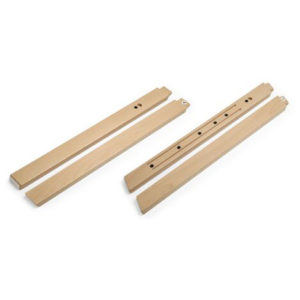 Steps Wood leg set complete Natural 28931