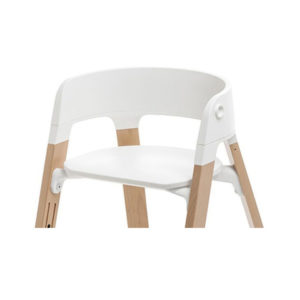 Stokke Steps High Chair Seat White