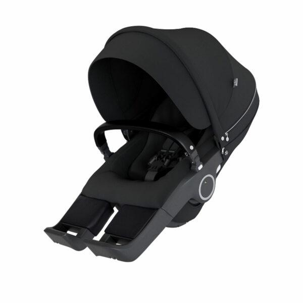 Stokke-Stroller-Seat-Black