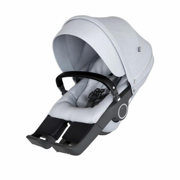 Stokke-Stroller-Seat-Grey-Melange