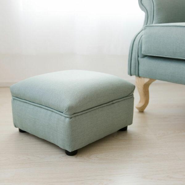 Standard Wingback Chair Detail 6