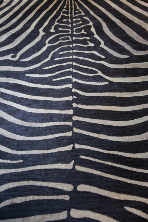 Hertex Zebra Rug
